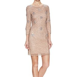 New French Connection Angel Fire Sparkle Dress